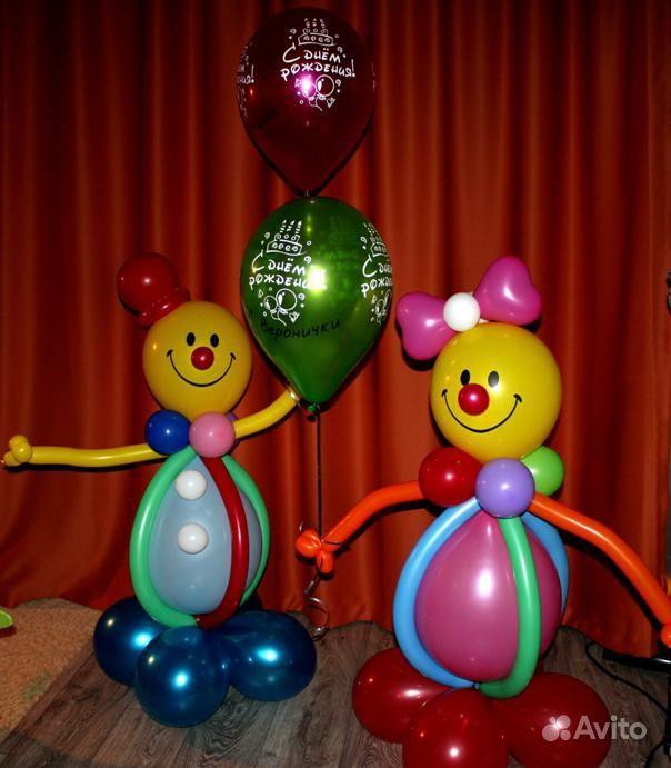 Фигурки из круглых шариков своими руками 64