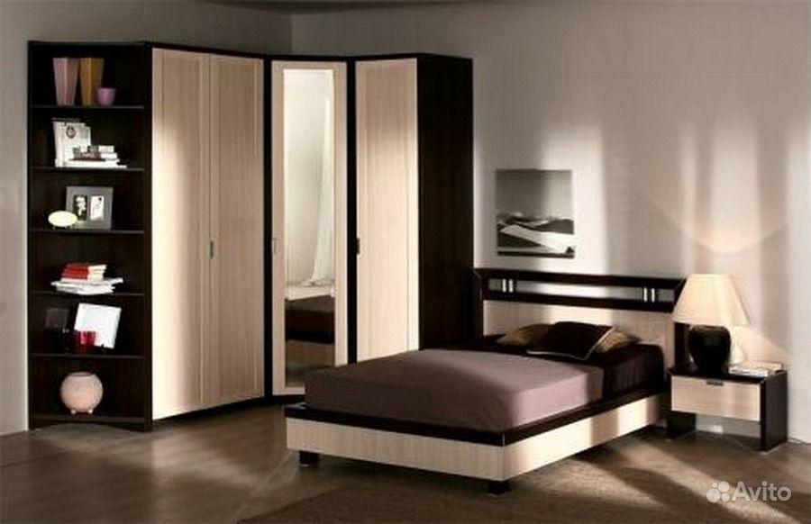 Угловой шкаф-купе в спальню (77 фото): радиусный и полукругл.