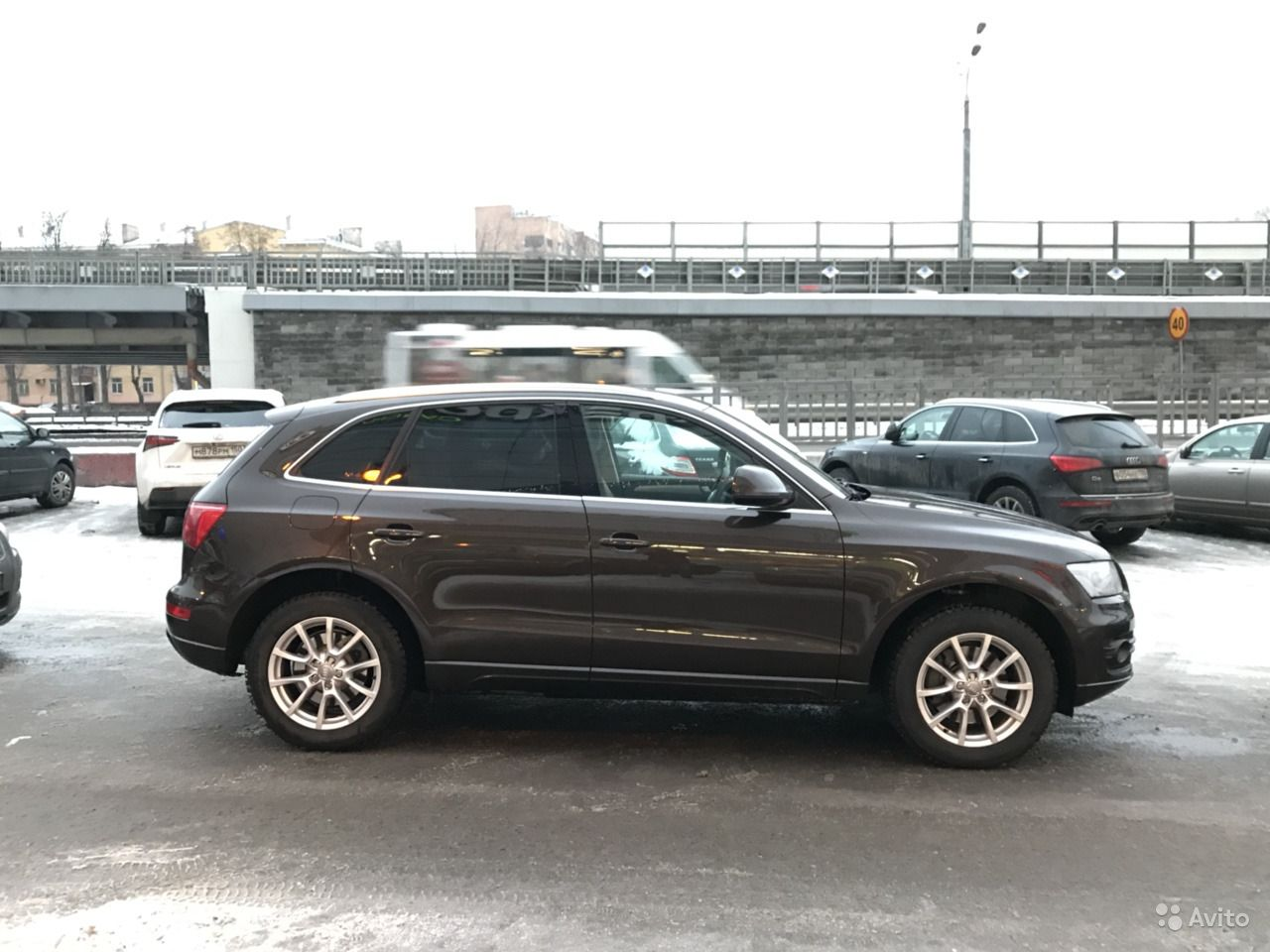 Audi Q5 3.2 AMT, 2012, внедорожник.  Москва