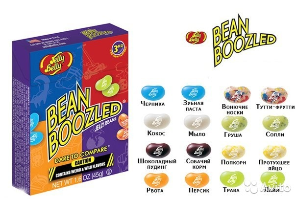 THE BEAN BOOZLED CHALLENGE - YouTube