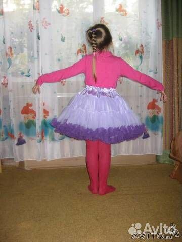 Длинные пышные юбки доставка