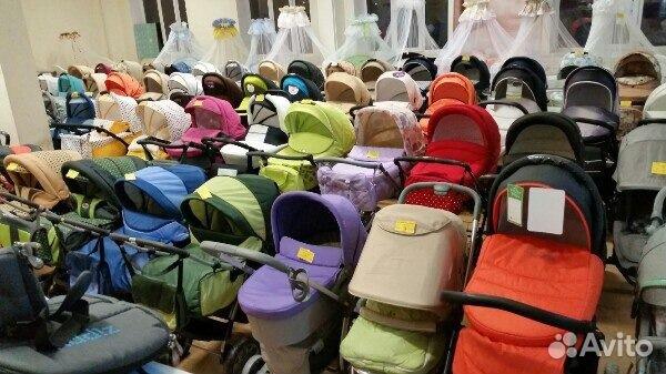 Садовод коляски для новорожденных