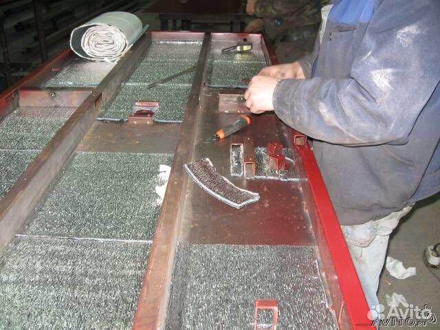 Ремонт металлической двери своими руками