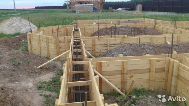 Строим частного дом своими руками