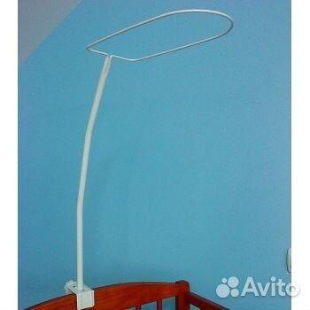 Продам крепеж для балдахина на детскую кроватку купить в Иркутской области на Avito - Объявления на сайте Avito