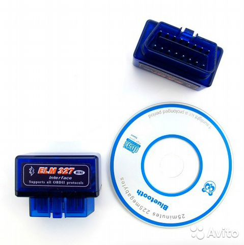 Excelvan v15 bluetooth mini small interface obd2 scanner