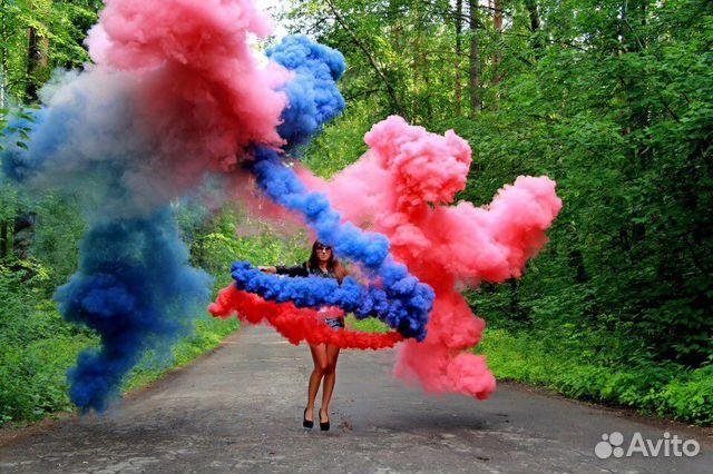 Готовый бизнес по продаже цветного дыма и меловых купить в Новосибирской области на Avito - Объявления на сайте Avito