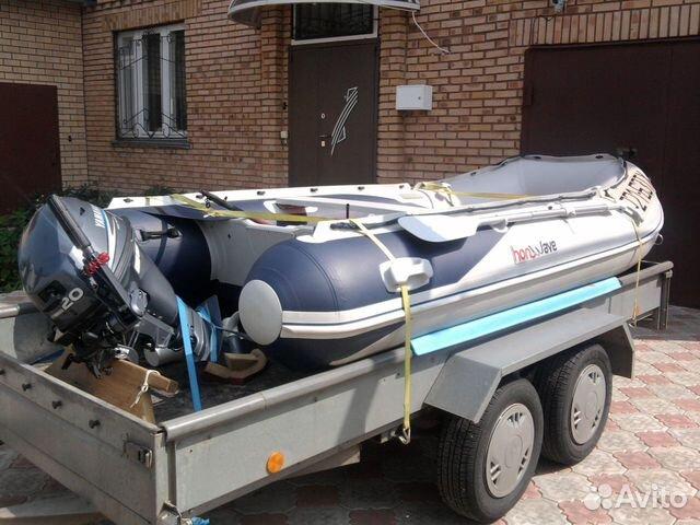 как перевозить лодку пвх на лодочном прицепе