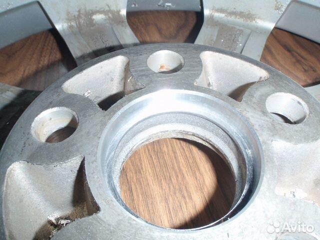 Расточка ступичного отверстия диска