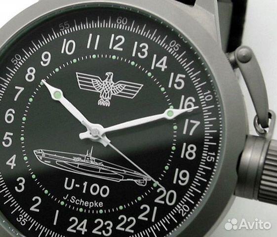 часы капитан подводной лодки характеристики