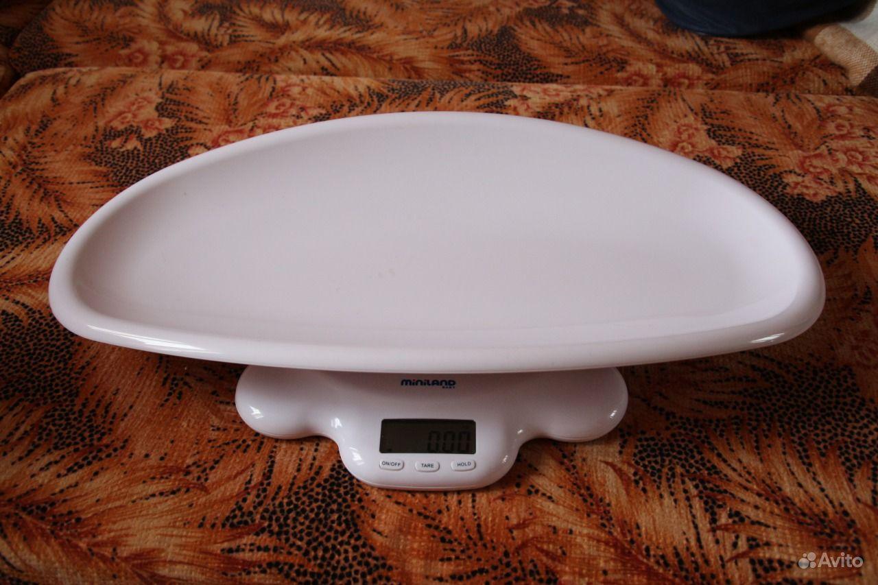 Весы Miniland