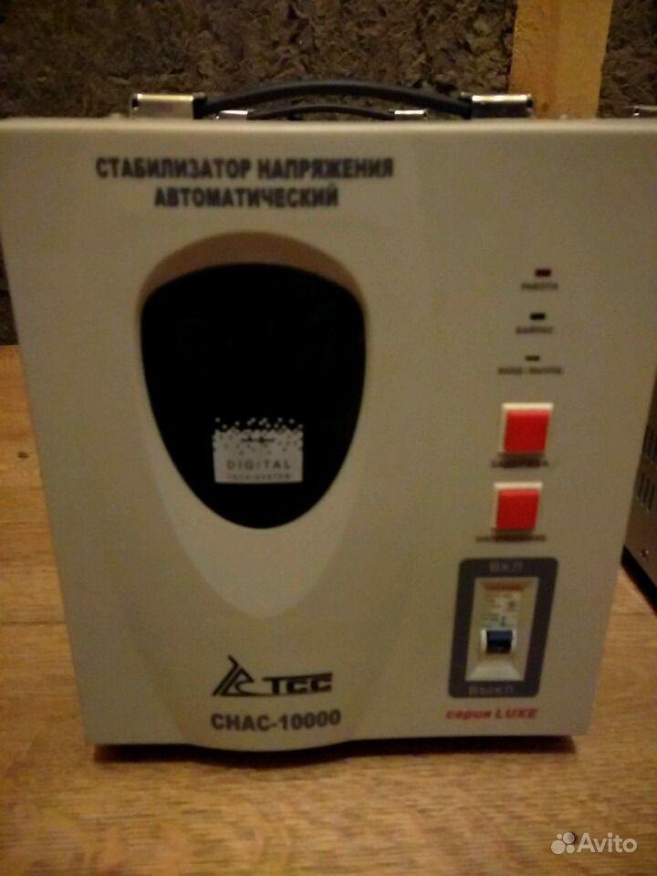 Стабилизатор напряжения tcc бензиновый генератор тестирование