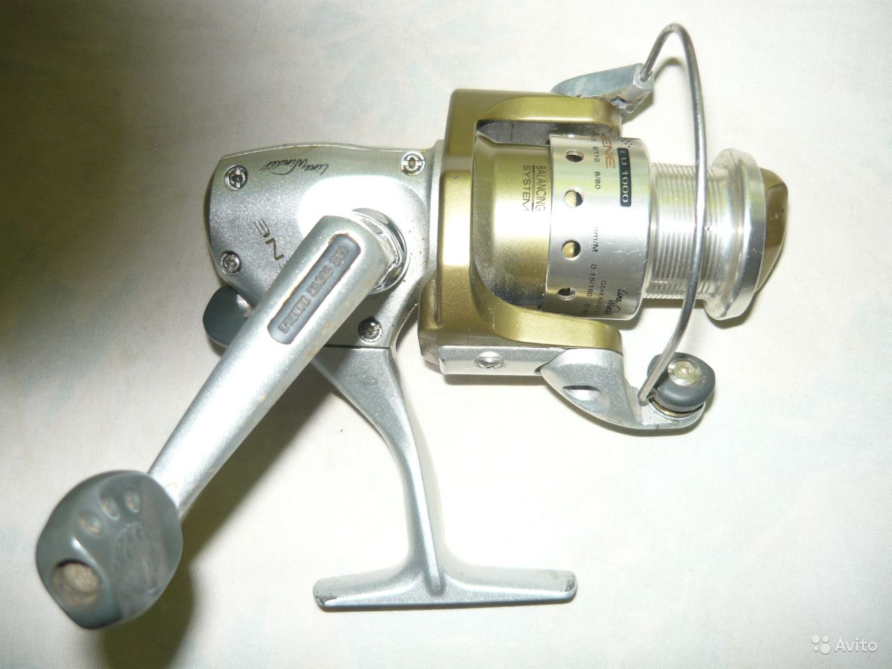 Washing line winder thermostatic shower system