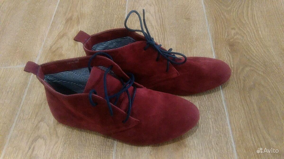 0ac4d7328 Ботинки женские замшевые | Festima.Ru - Мониторинг объявлений
