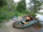 лодки пвх с мотором бу в самарской области на авито