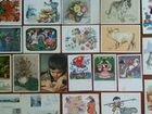 Советские открытки 60х разные