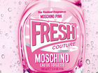 NEW Moschino Fresh Pink т/вода 50мл жен