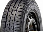 Зимние шины Michelin Agilis Alpin 205/65 R16C