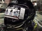 Shoei Шлем GT-AIR 2 Plain черный глянцевый
