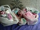 Три пакета одежды для девочки