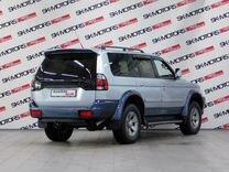 Mitsubishi Pajero Sport, 2005