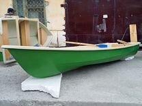 Стеклопластиковая лодка Виза Нейва - 4