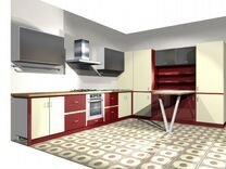 Проектирование и дизайн кухонной мебели