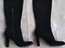 Демисезонные сапоги — Одежда, обувь, аксессуары в Москве