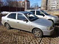 Hyundai Accent, 2006 г., Ульяновск