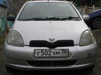 Toyota Vitz, 1998 г., Иркутск