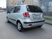 Hyundai Getz, 2008 г., Волгоград