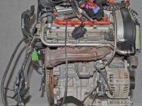 Двигатель контрактный BBJ ASN ауди 3.0 — Запчасти и аксессуары в Москве