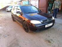 Opel Astra, 2001 г., Воронеж