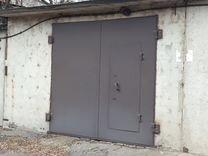 Авито гараж железный в иваново купить ворота для гаража жалюзи