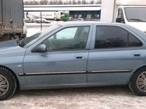 Peugeot 406, 1999 г., Санкт-Петербург