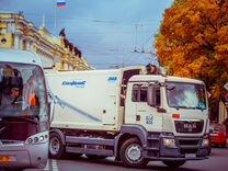 Вакансия водитель кат с е спец транс вывоз мусора