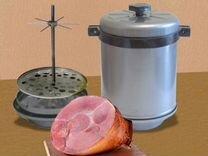 Домашняя коптильня горячего копчения с гарантией