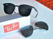 Солнцезащитные очки мужские Ray Ban оригинал — Одежда, обувь, аксессуары в Санкт-Петербурге