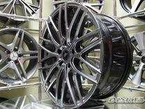 Новые диски R18 5*114.3 на Toyota Camry Corolla