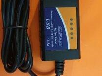 OBD II ELM 327 USB адаптер — Товары для компьютера в Санкт-Петербурге