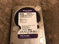 WD60purz 6TB 6Gb/s — Товары для компьютера в Москве