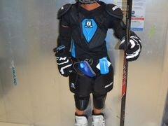 хоккейная экипировка в спб бу общем познакомился девушкой