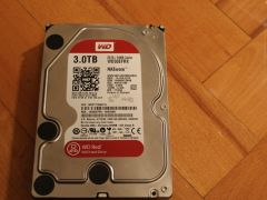 Western Digital WD Red 3 TB (WD30efrx) 2шт