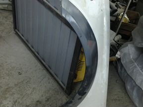Крыло переднее левое Ауди А6 4 С7 2011