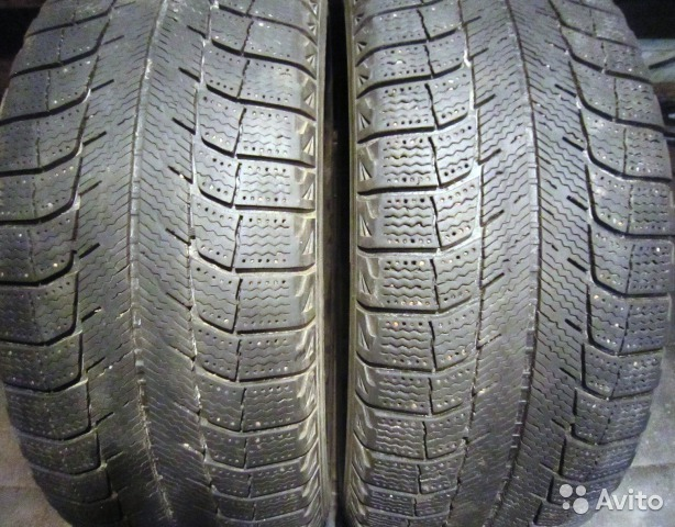 Michelin X-Ice 205-55-R16 2 шт— фотография №1