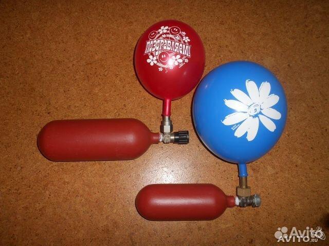 Оборудование для гелия для воздушных шаров