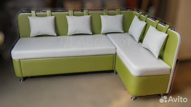 кухонный угловой диван люкс 5 раскладной купить в краснодарском крае