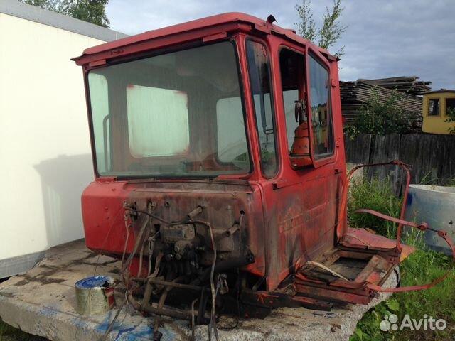 кабина трактора - YouTube