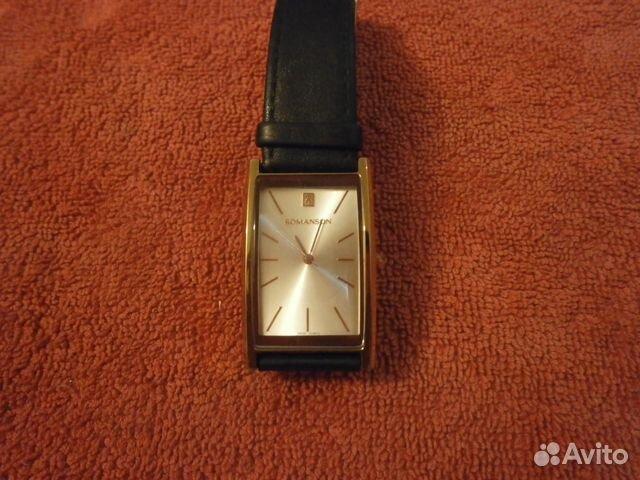 Наручные часы Romanson Часовщик
