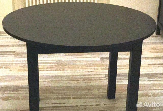 Стол круглый для столовой